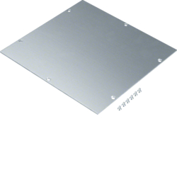 UDM3000BLD blind mounting lid for universal floor box size 3 without punching