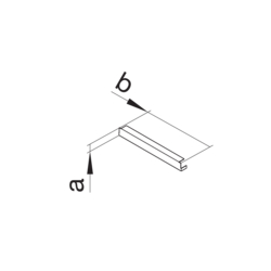 Product Drawing UK340283 Embout tôle d`acier