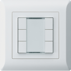 WHTL40600C ka.line KNX 6 touches C
