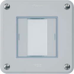 WHTR41203C rob UP KNX 2 touches RGB-LED C