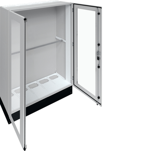 FR25V2 Armoire,  univers,  IP55, classe de protéction1,1850x1300x400mm + 200 mm socle