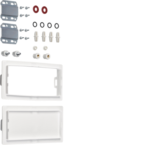 FZ442B Kit de connexion,  univers,  vertical,  p. armoire 2-section,  D160/205mm
