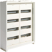 FWB42T1S Coffret FWB,  univers, , 96 modules,  classeII,  IP30, sans porte,  650x550x140mm,  QC