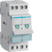 SFL232 Inverseur modulaire 2 pôles 32A,  point commun aval,  I-II